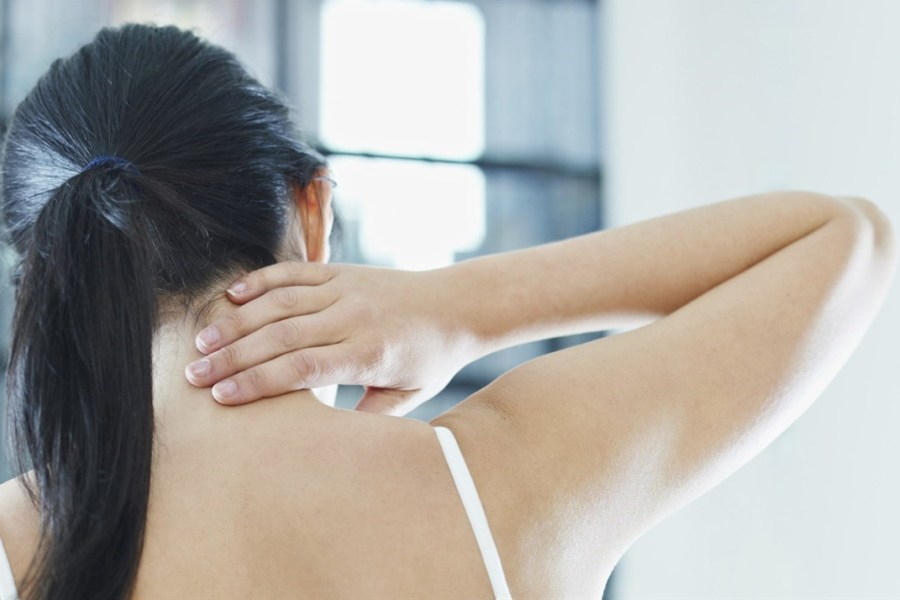 болевые ощущения в затылке и шее