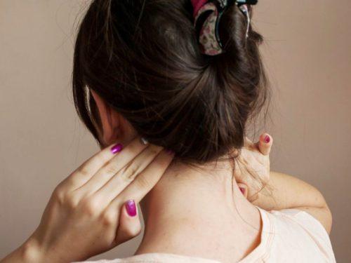 болевые ощущения сзади шеи, у основания черепа