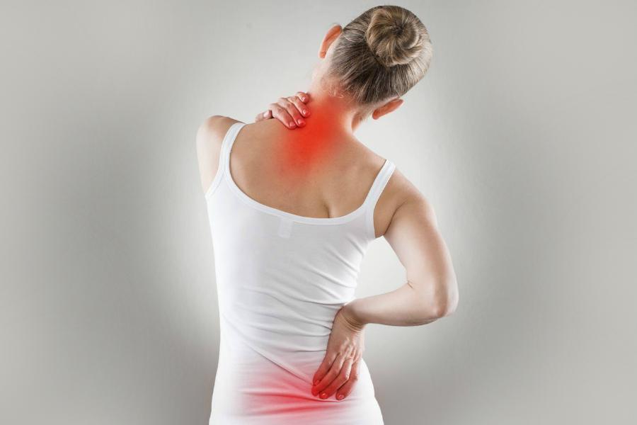 болевые ощущения в спине, шее