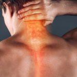 болевые ощущения в области шеи