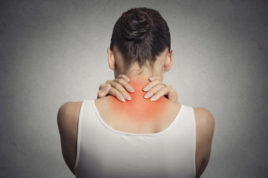 диагноз: подвывих шейного позвонка - атлант