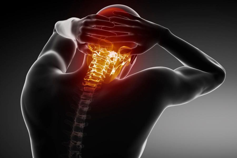 болит голова при остеохондрозе