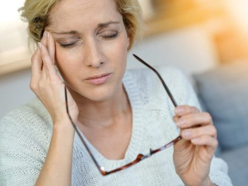 нарушение мозгового кровообращения у молодых женщин