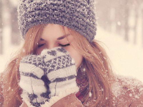 Как одеваться в мороз?