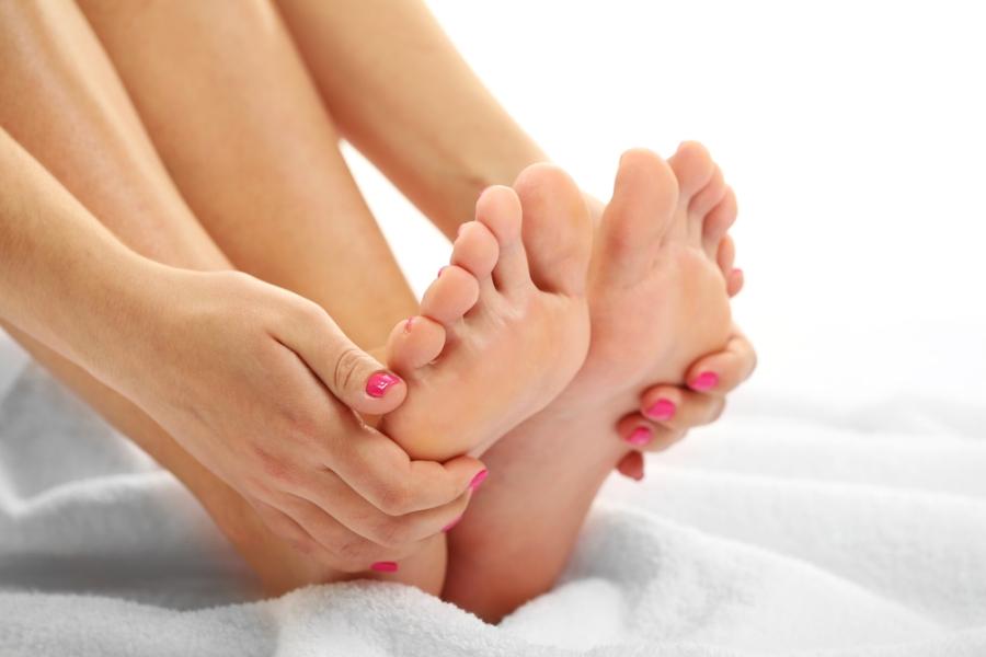 онемение пальцев на ногах