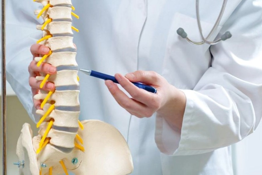 остеохондроз в поясничном отделе позвоночника