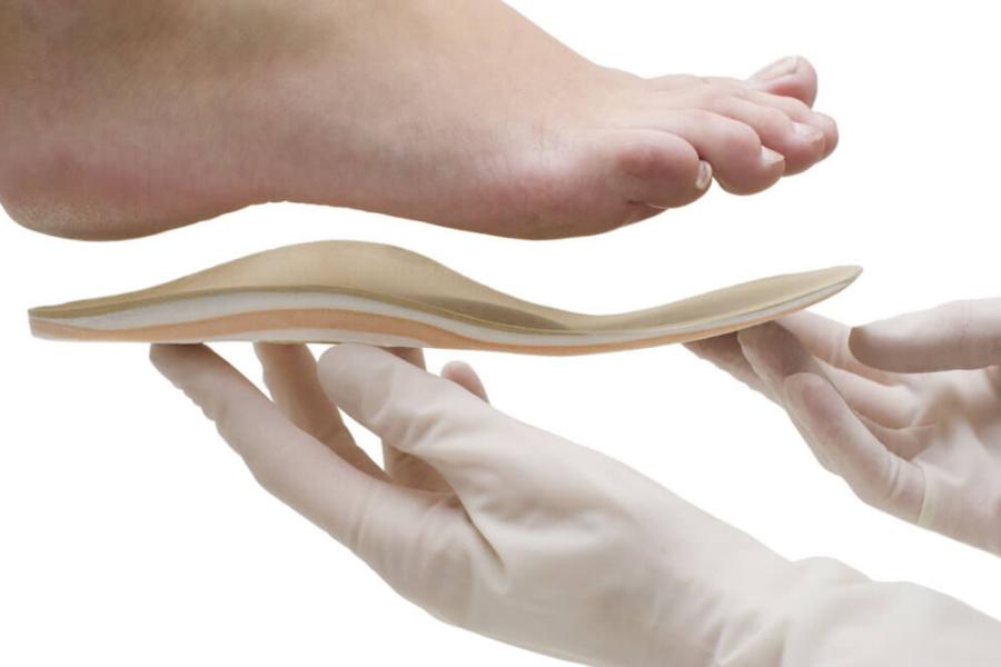 ортопедические стельки по индивидуальным параметрам