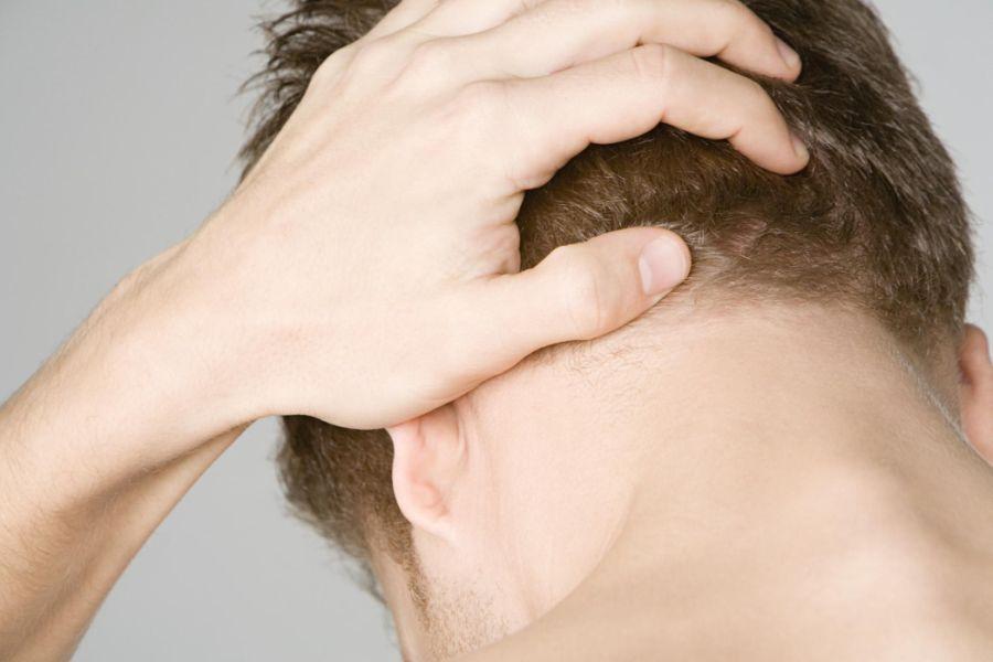 головная боль - затылок