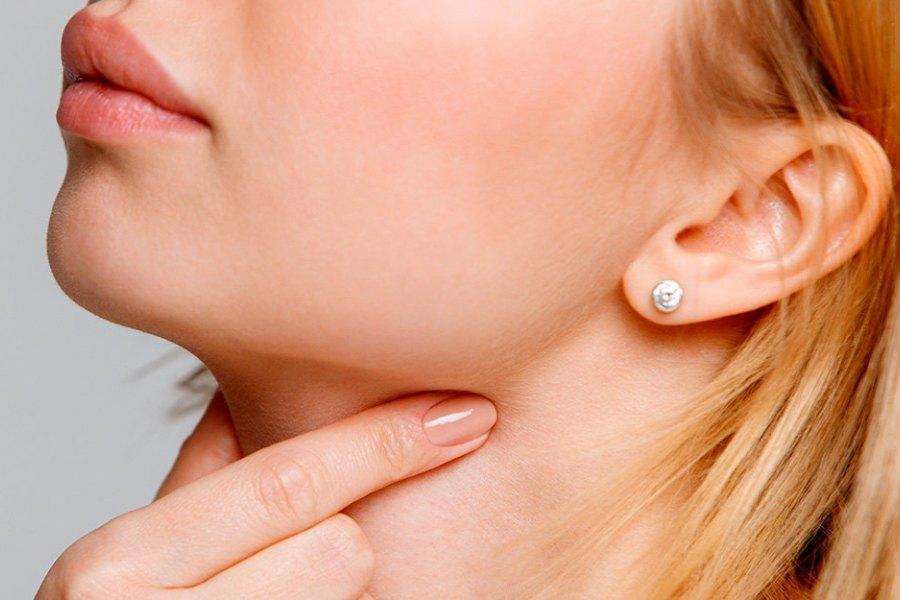ультразвуковое исследование лимфатических узлов на шее