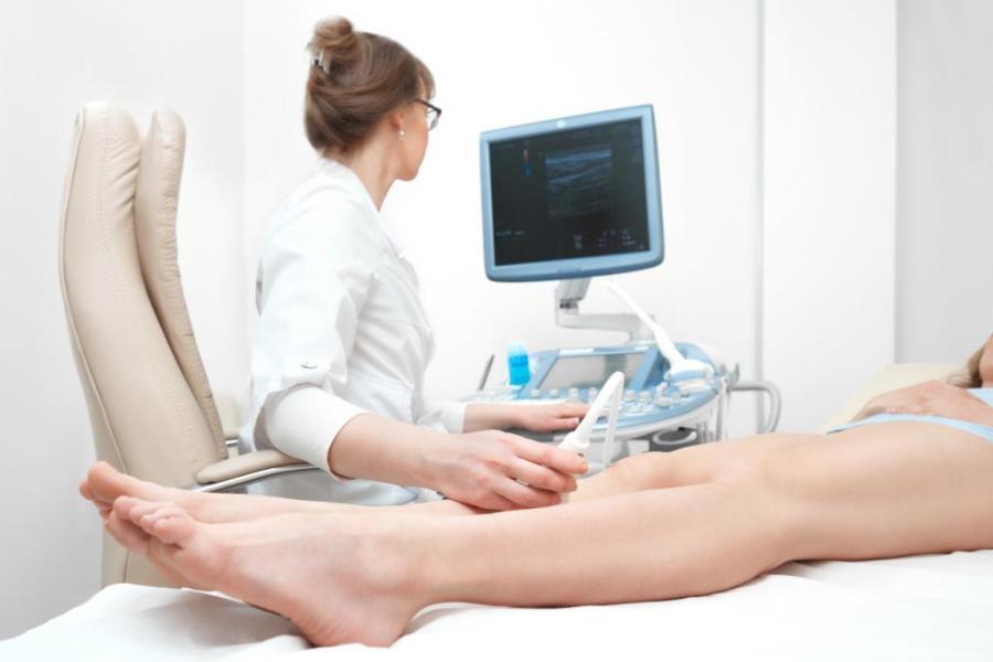 ультразвуковая диагностика вен нижних конечностей